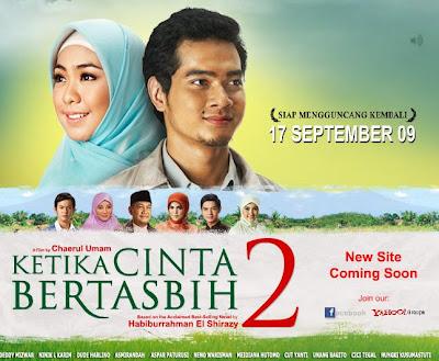 Film Ketika Cinta Bertasbih 2