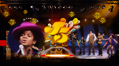 Michael Jackson's – This is it – Jackson 5, the beginning.
