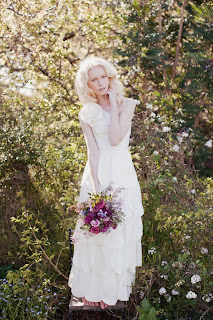 Kelsey Genna Spring 2013 Bridal Wedding Dresses Collection