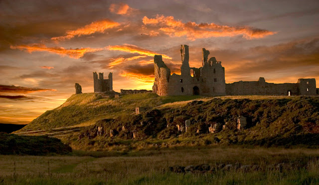 Dustanburgh Castle