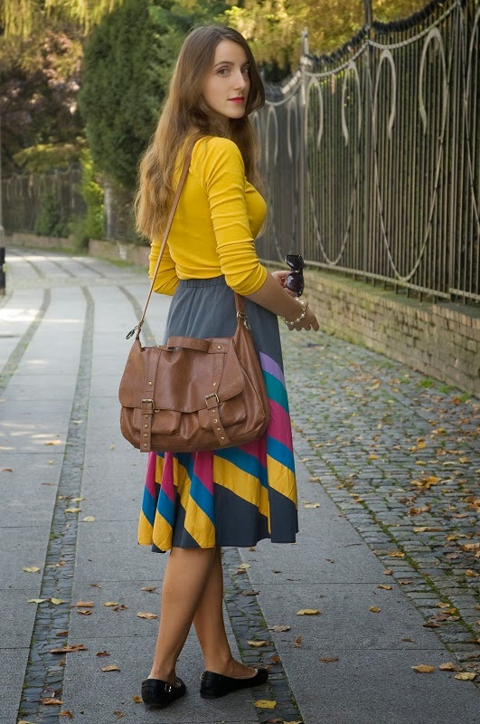 OOTD: Autumn colors