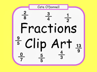 http://www.teacherspayteachers.com/Product/Fractions-Clip-Art-1029942
