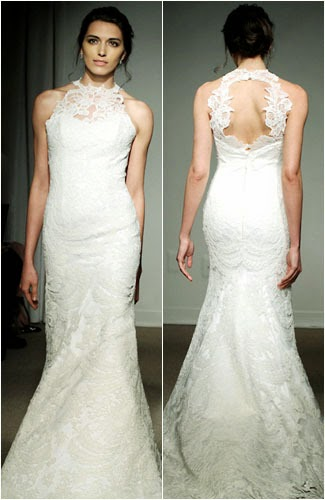 Wedding Dress Color Trends : Wedding dresses the latest trends