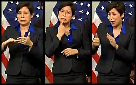 13 Figur Terpopuler Tahun 2012 - Lydia Callis
