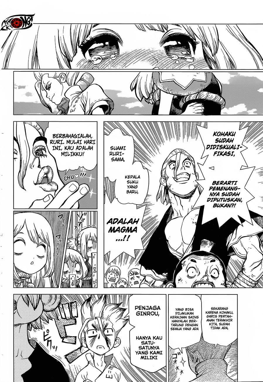 Dr. Stone Chapter 36-14