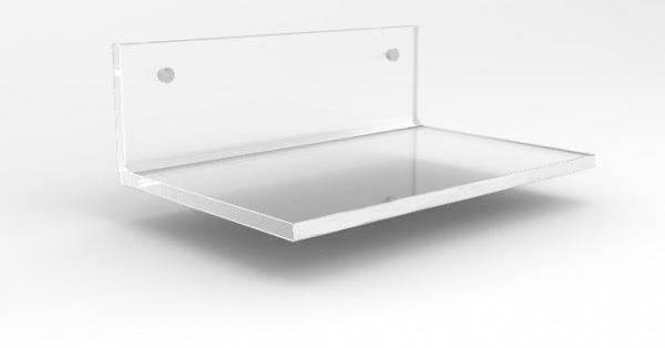 Esclusivo in plexiglass - Mensole bagno plexiglass ...