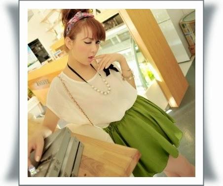 Gaya Model Baju Ala Artis Korea