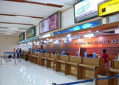 Bandara Adi Sucipto Jogja