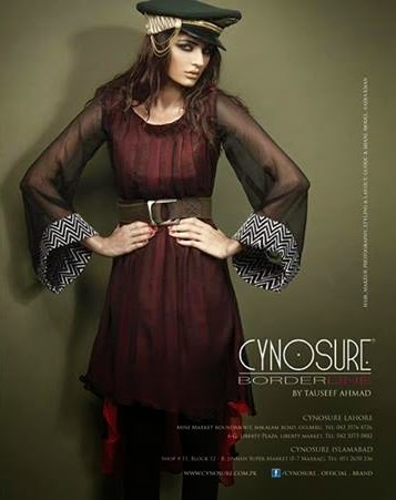 Cynosure Borderline 2014 By Tauseef Ahmad