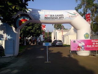 Balon Gate Sea Games