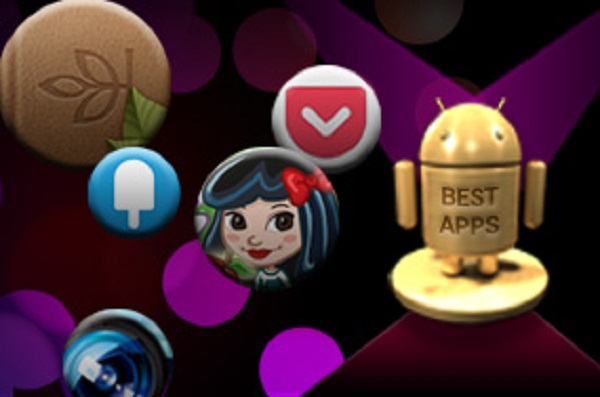 Best 10 apps of 2012