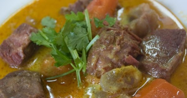 National Foods Recipes: Curried Beef Stew