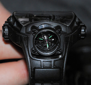 Montre Tourbillon Hublot MP-02 Clé du Temps