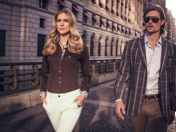 ... suas características para a coleção verão 2014 da grife de moda masculina  Dudalina. Inspirada pelo homem cosmopolita parisiense 54223478d3f69