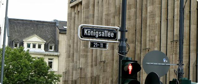My lovely life - Düsseldorf Reisebericht KÖNIGSALLEE