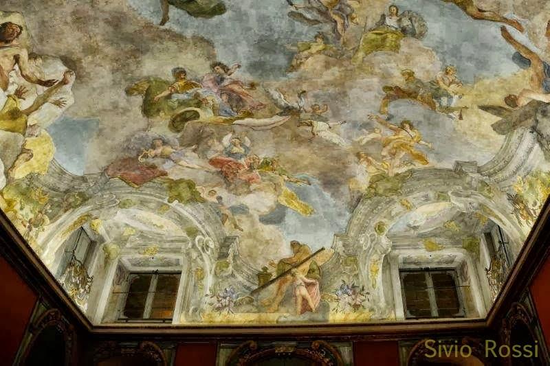Altamar suoni del sud il mediterraneo a palazzo barolo for Planimetrie del palazzo mediterraneo