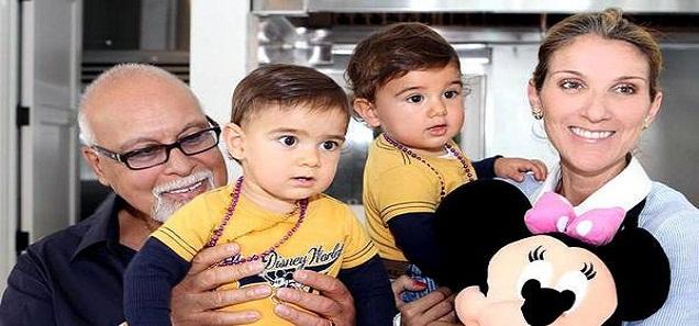 كلام لا يصدق من سيلين ديون ساعات قليلة بعد وفاة زوجها السوري الأصل