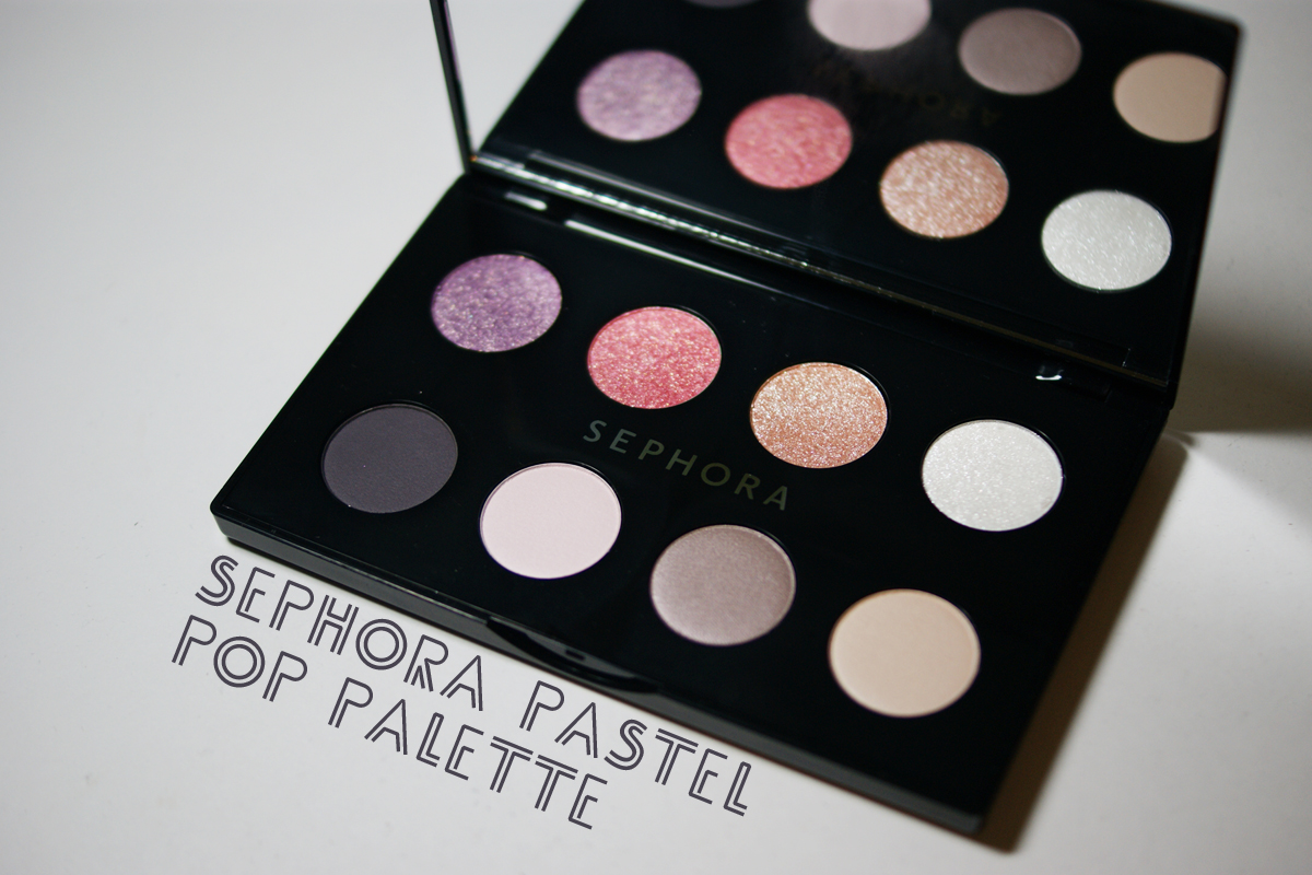 lipstick lacquer sephora pastel pop palette swatches review. Black Bedroom Furniture Sets. Home Design Ideas