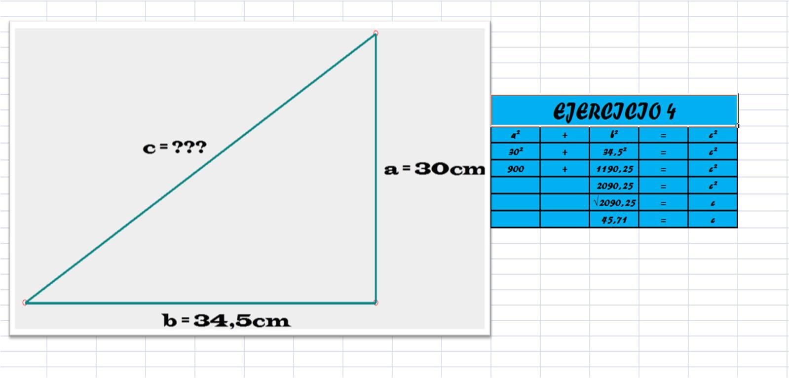 Nicolas martinez vargas 11 02 1 3 6 teorema de pitagoras - Cuanto mide una tele de 32 pulgadas ...