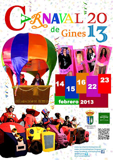 Carnaval Gines 2013