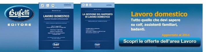 Guide per le Famiglie utili alla gestione del rapporto di lavoro domestico