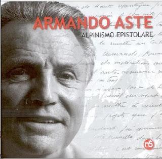 ALPINISMO EPISTOLARE di Armando Aste