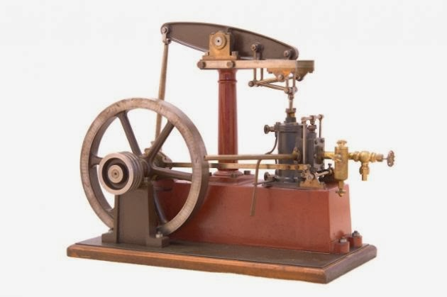 Peri dico revoluci n industrial - Maquinas de limpieza a vapor industriales ...