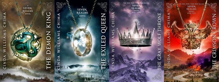 leer en pdf seven realms la reina del exiliada