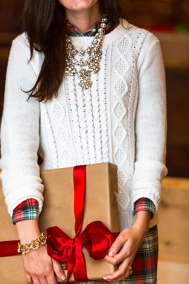 Classy Girls Wear Pearls: All I Want For Christmas Is J.Crew Factory