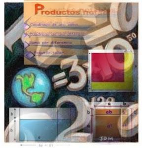 El mundo de los Productos Notables