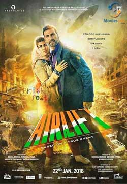 Airlift 2016 Hindi Download BluRay 720p at xcharge.net