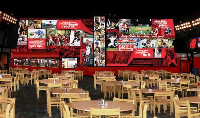 ESPN Wide World Sports Restaurante