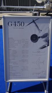 Airex Istanbul Gulfstream G450
