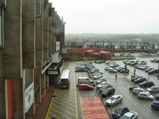 Sheffield United, Bramall Lane, Cherry Street car park