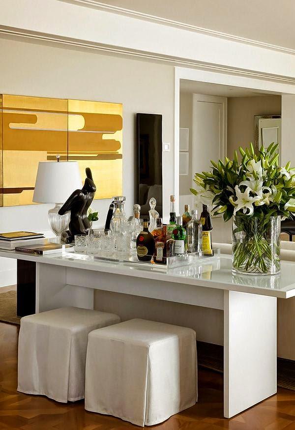 Aparador Bar Com Espelho ~ Decoraç u00e3o Aparador bar!! Jeito de Casa Blog de Decoraç u00e3o e Arquitetura