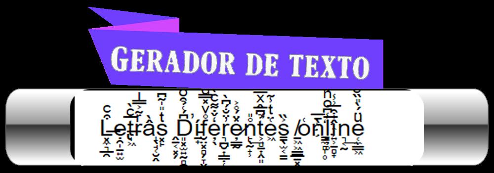 ✪ L̵ę̱͖̮̟̟͎̐̄̆͗ͅt̛͈̣̭͍͔͒ř̶̖̙̲̘͕ͯ̂ͦa̢̯̤̠̮͍̝̦͑͂͒ͮ̂s̨͓̦̫ ̜͈̗͍̮̍́̉̓Letras Loucas Diferentes