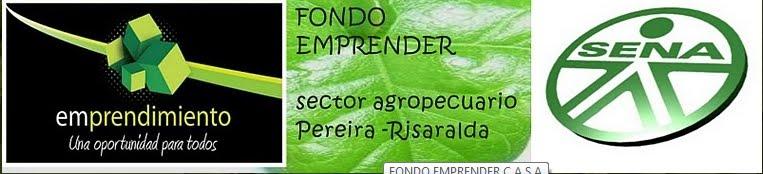 FONDO EMPRENDER C.A.S.A