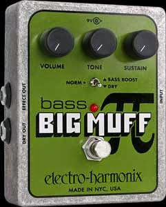 Bass Effects Pedals | BassCentral.com