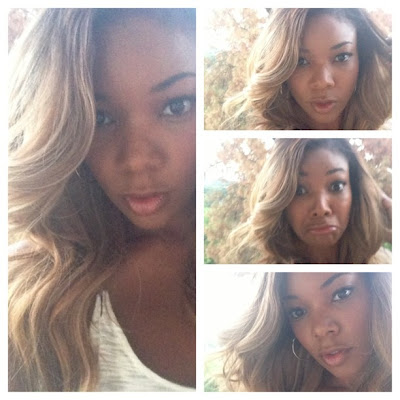 Gabrielle Union Blonde Hair Youth&Style: INSTA...