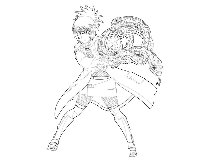 printable-naruto-anko-mitarashi-funny_coloring-pages-5
