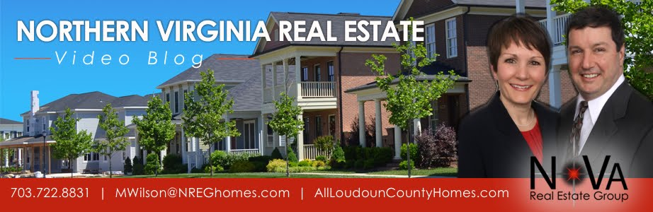 Northern Virginia Real Estate Video Blog with Michael and Melana Wilson