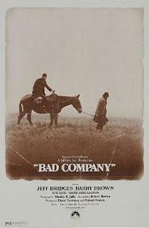 Hoe Bad Company aan de bandnaam kwam - Robert Brenton - Bad Company filmposter