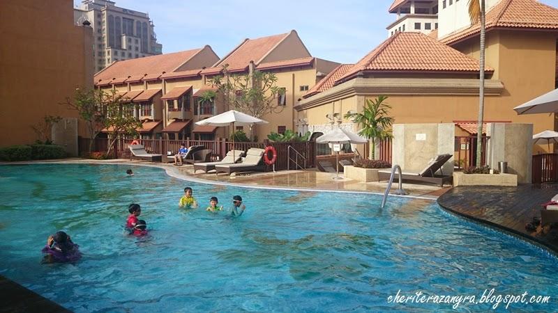 Cheritera Kami Menarik Di Pullman Putrajaya Lakeside