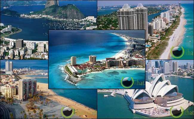 7 Kota Pesisir Pantai yang paling Indah di Dunia