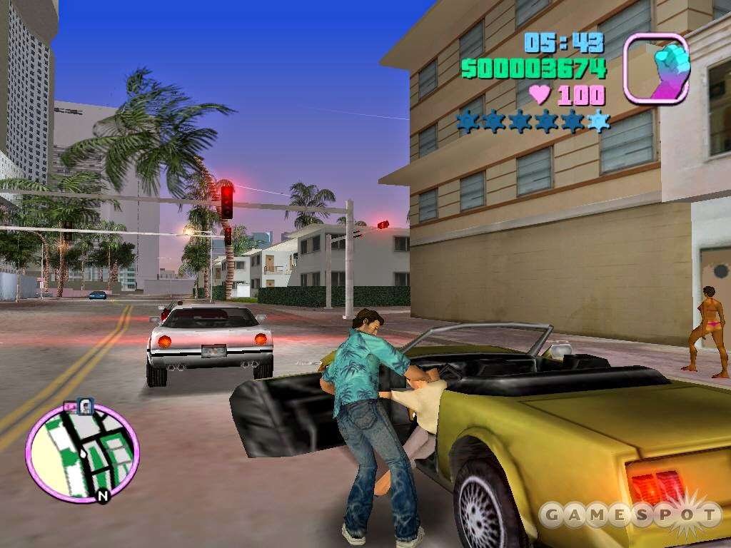 FREE DOWNLOAD GTA VICE CITY WITH NEW CARS