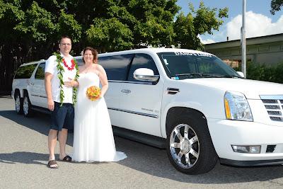 Hawaiian Limousine service