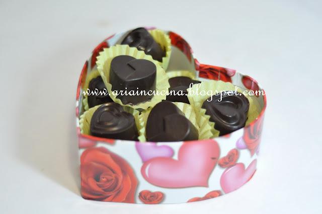"Blog di cucina di Aria: Cioccolatini ""ubriachi"""