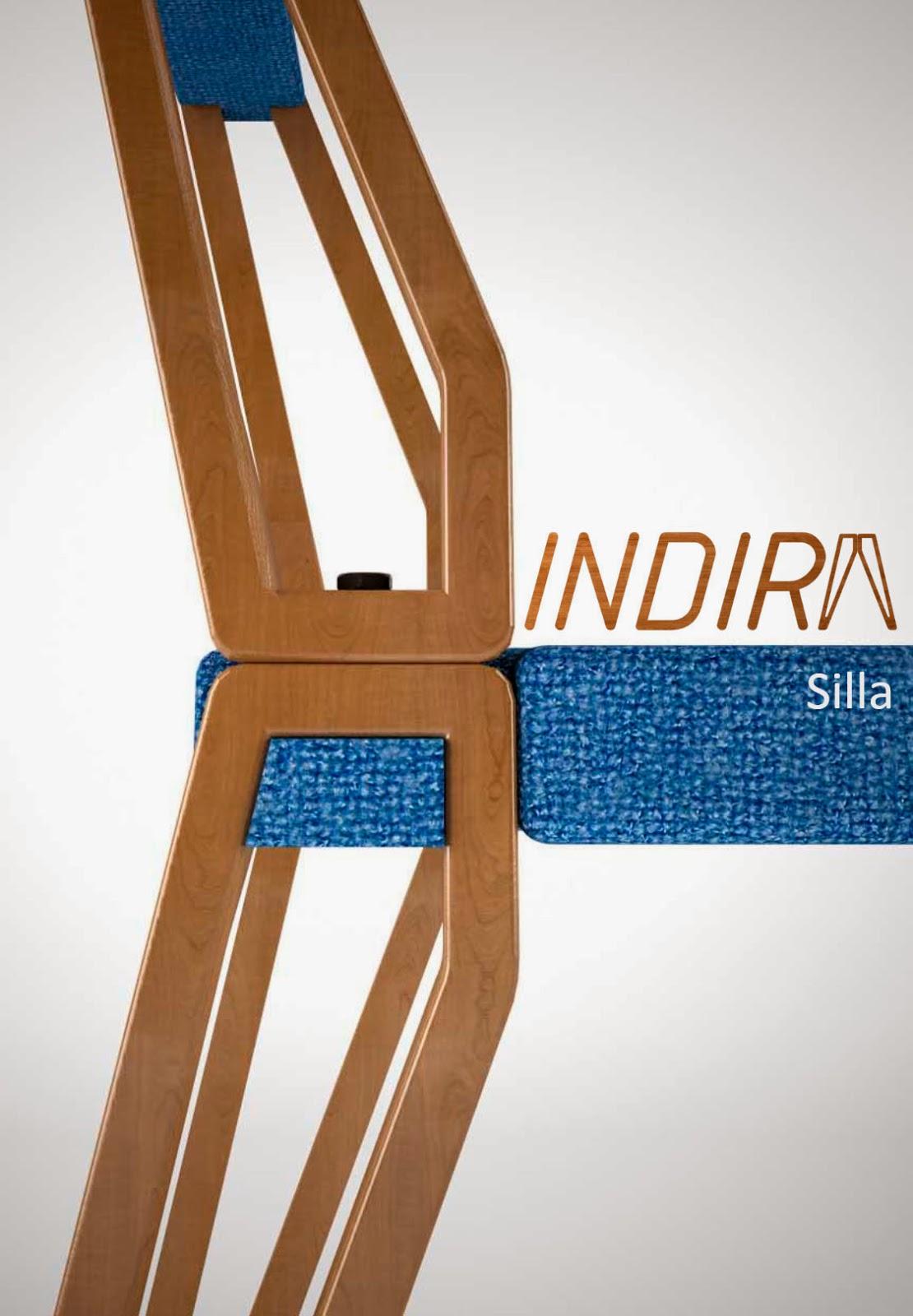 La forma moderna en latinoam rica silla indira arturo loro for Fabricantes sillas peru