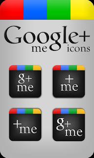 icones Google+
