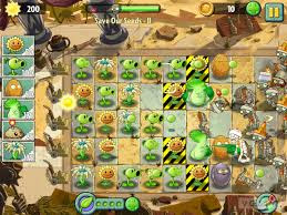 Plants vs Zombies 2 (Mod Unlimited Coin+Gems+Key)